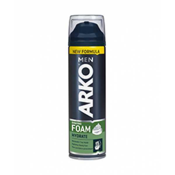 Пена для бритья ARKO Men Hydrate, 200мл