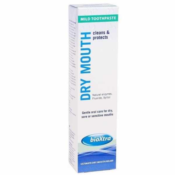Зубная паста Биокстра BioXtra Mild Toothpaste 50ml.
