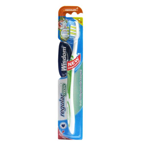 Зубная щетка Wisdom Regular Fresh Medium