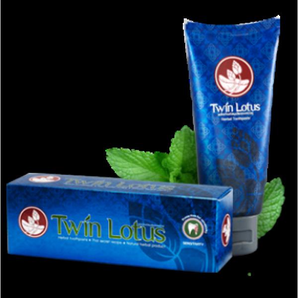 Зубная паста Twin Lotus «Рецепт для чувствительных зубов»
