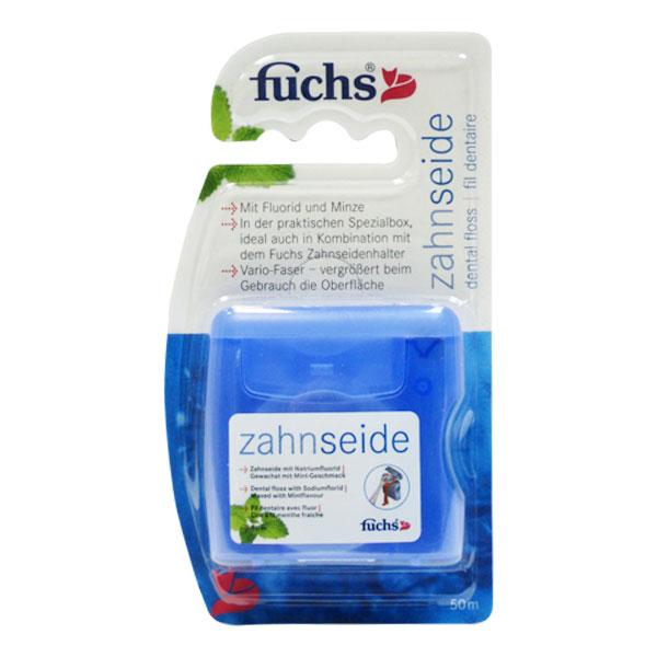 Fuchs  Floss-Refill — мятная зубная нить 50м