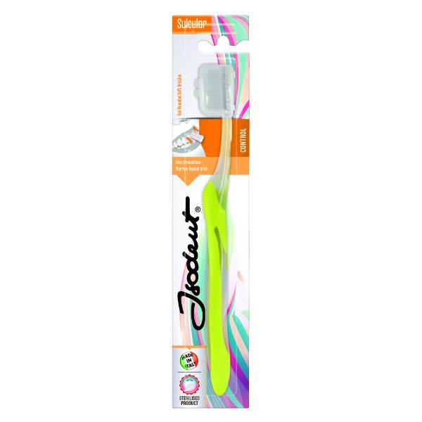 Зубная щетка Изодент Isodent SULCULAR. Зубная щетка для десневой бороздки.