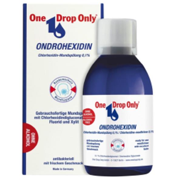 Ополаскиватель для рта One Drop Only Ondrohexidin 250ml