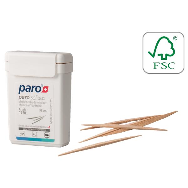 Paro Solidox. Зубочистки