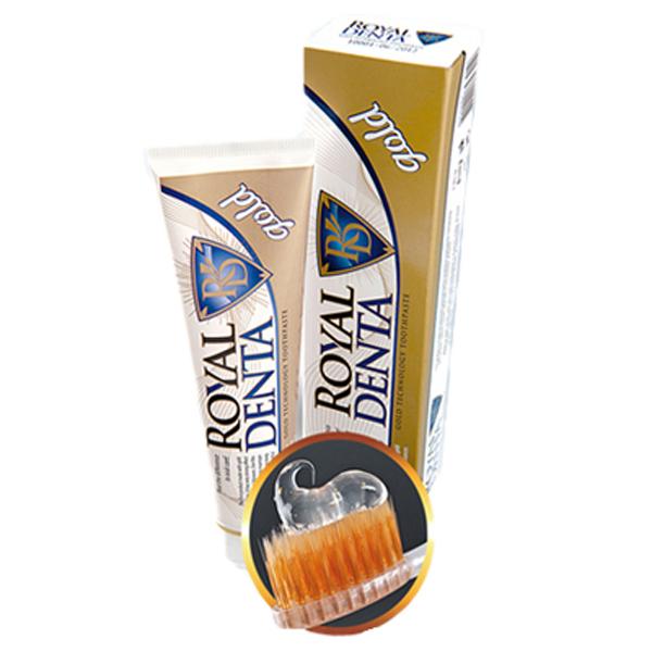 Зубная паста Royal Denta Gold зубная паста