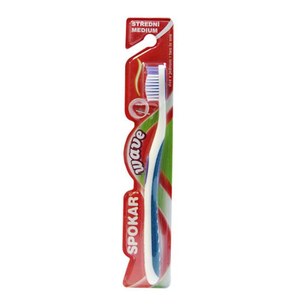Зубная щетка SPOKAR WAVE Medium