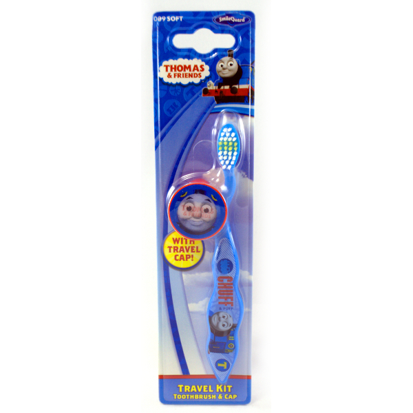 Детская зубная щетка Thomas&Friends Toothbrush with cap