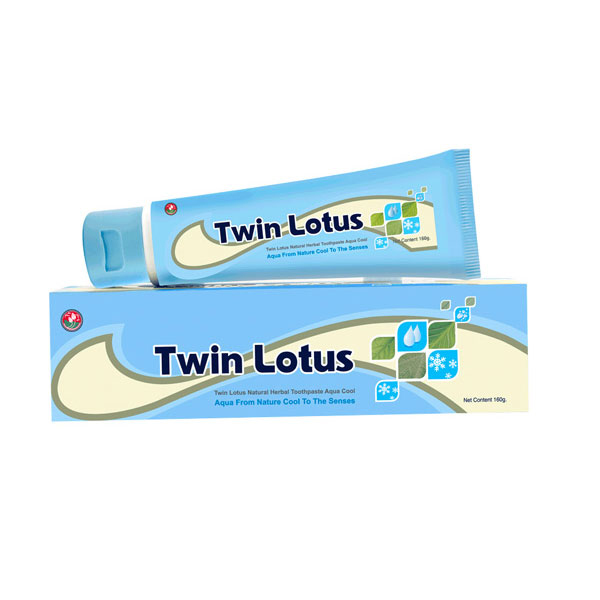 Зубная паста Twin Lotus Agua Cool