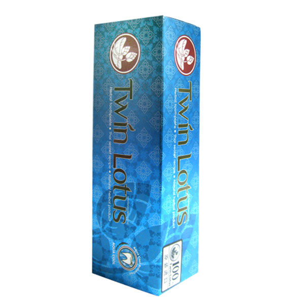 Зубная паста Twin Lotus BLUY Premium 100г