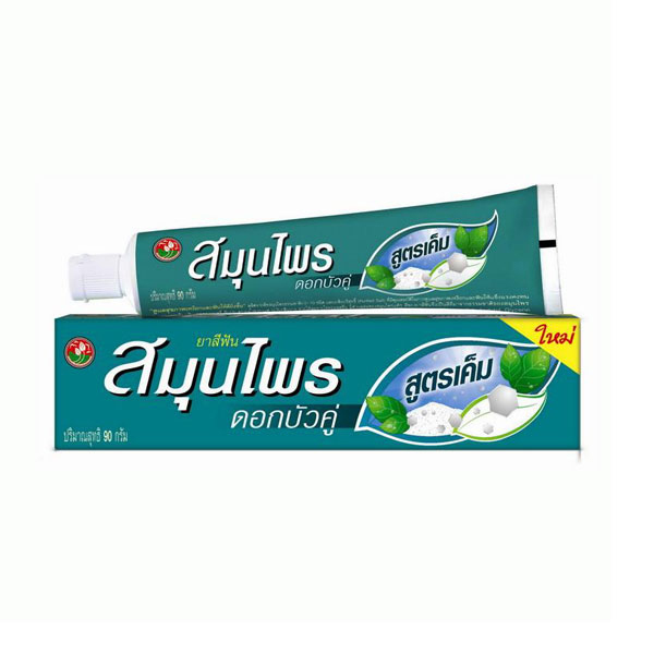 Зубная паста Twin Lotus Herbal Plus Salf 100г