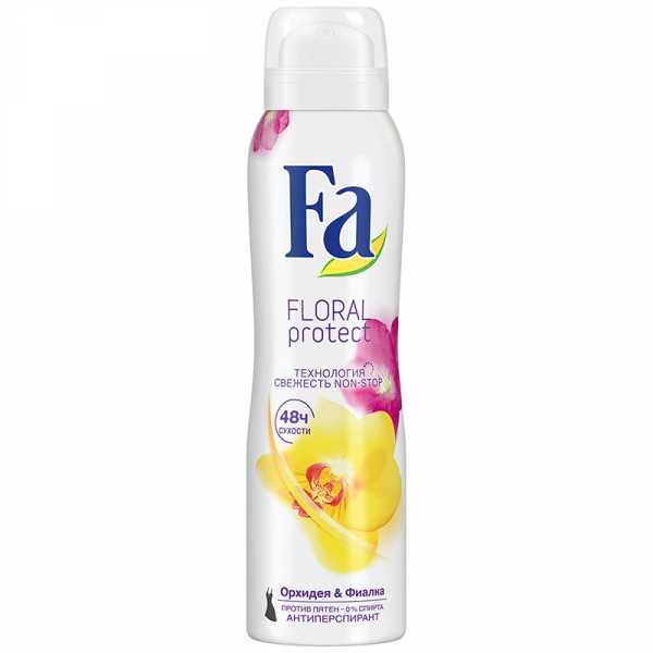 Fa спрей 150мл  Floral Protect Орхидея & Фиалка