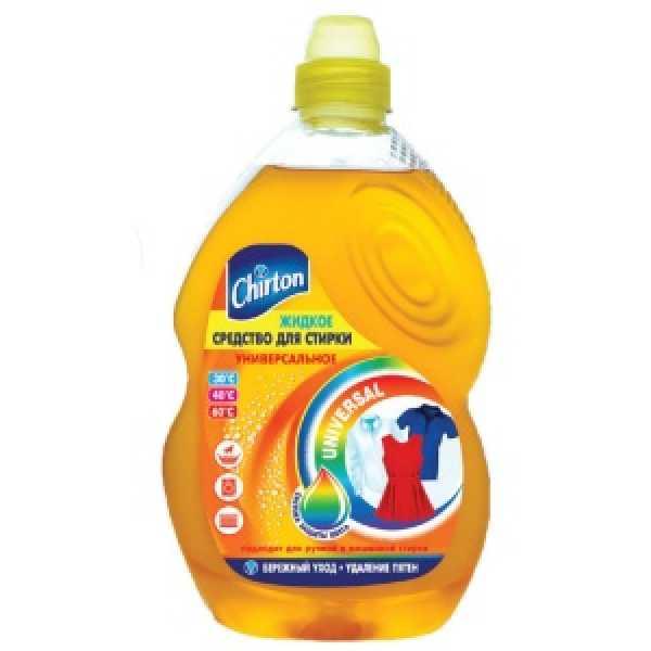 Chirton Universal Жидкое средство для стирки  УНИВЕРСАЛЬНОЕ   1,35 л