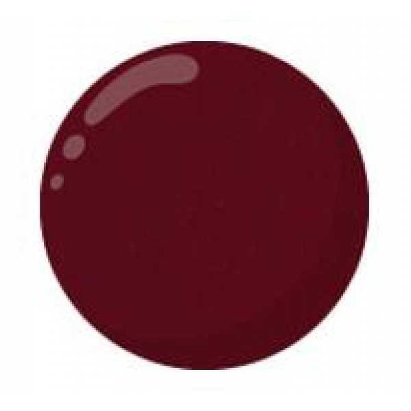 KIKI (КИКИ) Лак для ногтей SILVER с протеином 215 темно-алый