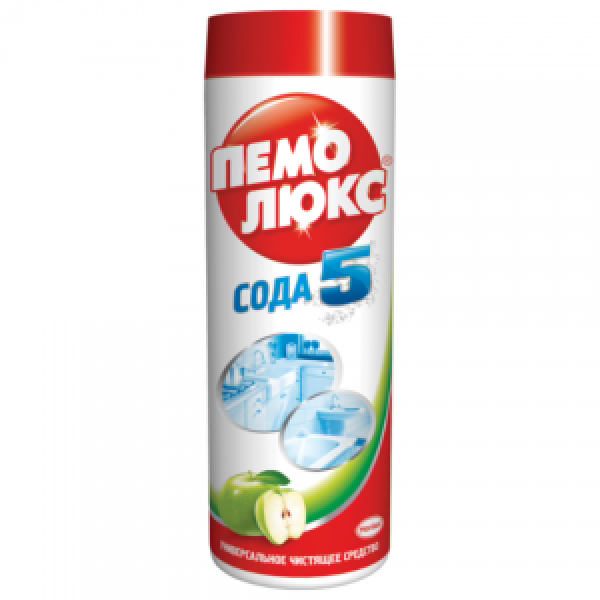 ПЕМОЛЮКС Чист средство  480г  ЯБЛОКО
