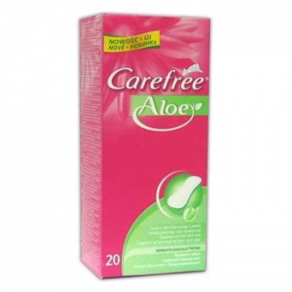 Carefree  Алоэ    20шт