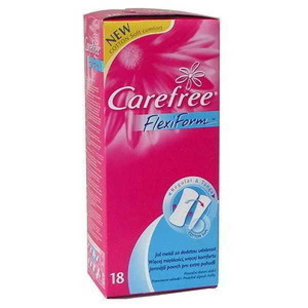 Carefree  Flexi-Form 18шт