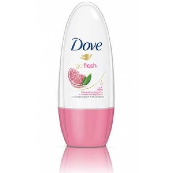 Dove (ДАВ) део- ШАРИК Пробуждение Чувств 50мл.