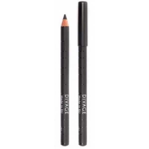 Divage карандаш-каял для глаз KHOL, черный
