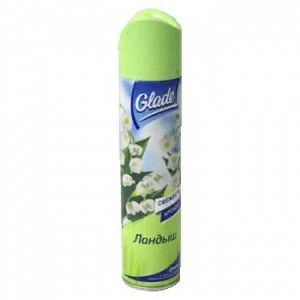 Glade (Глейд) освежитель воздуха 300мл Ландыш