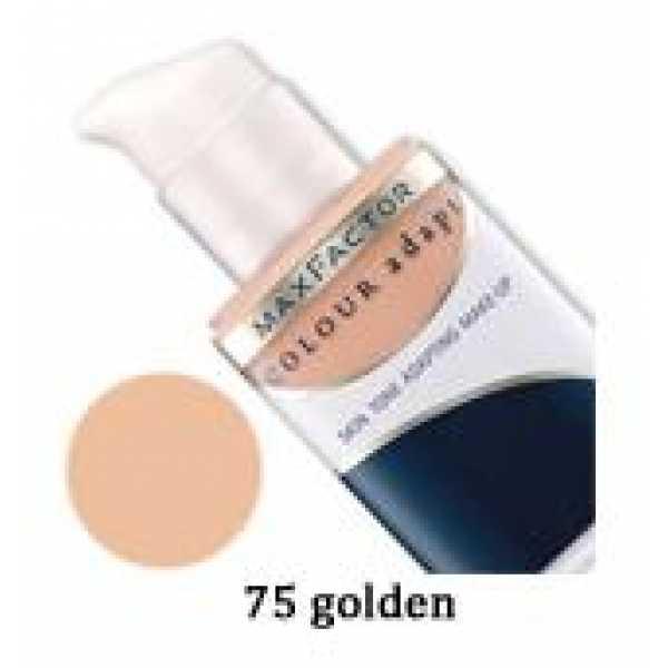 MAX FACTOR тональный крем  COLOUR adapt 75 золотистый