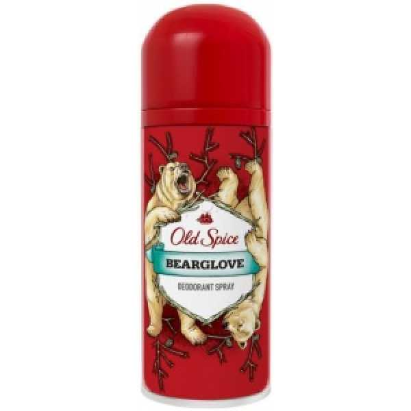 Old Spice СПРЕЙ 150мл  Bearglove
