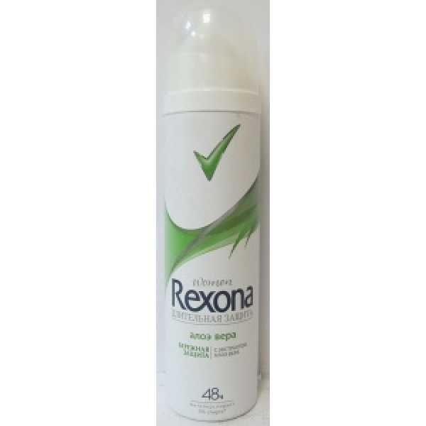 Rexona део-СПРЕЙ 150мл женский   Aloe vera