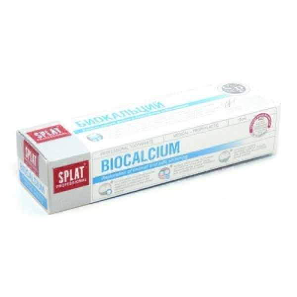 СПЛАТ (SPLAT) Зубная паста 100мл  Биокальций