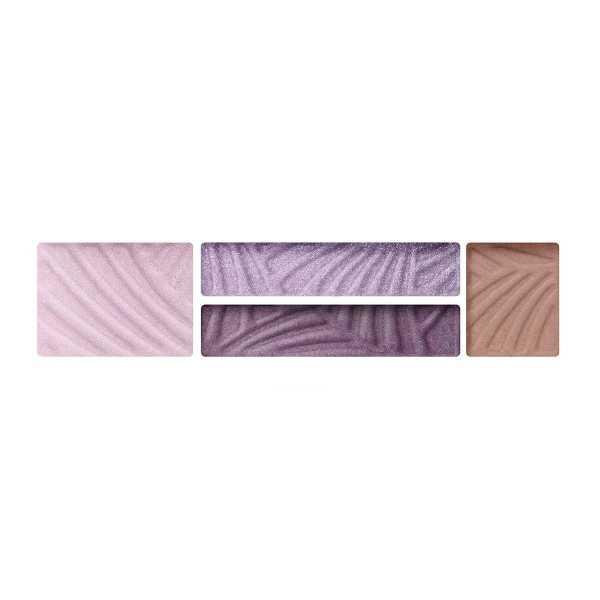 4-х цветные тени для век и бровей Max Factor Smokey Eye Drama Kit 2 В 1 04
