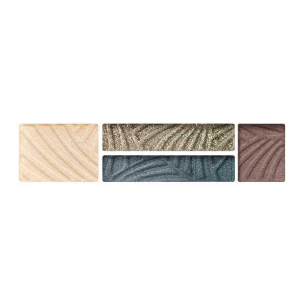 4-х цветные тени для век и бровей Max Factor Smokey Eye Drama Kit 2 В 1 05
