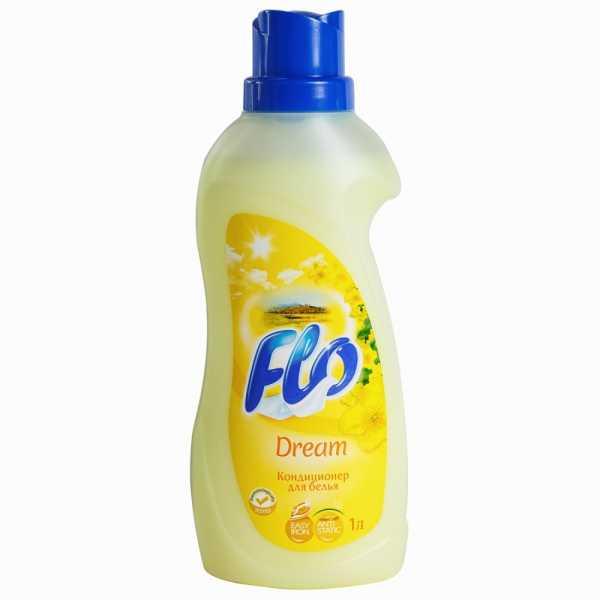 Кондиционер для белья FLO DREAM, 1 л