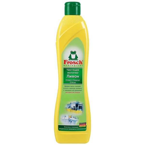 "Чистящее молочко Frosch ""Лимон"", 500 мл"
