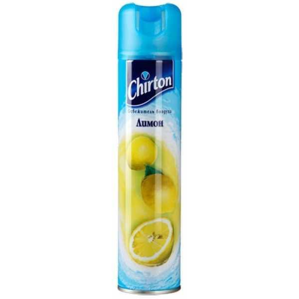 """Освежитель воздуха Chirton """"Лимон"""", 300 мл"""