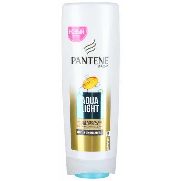 """Бальзам-ополаскиватель Pantene Pro-V """"Aqua Light"""", 200 мл"""