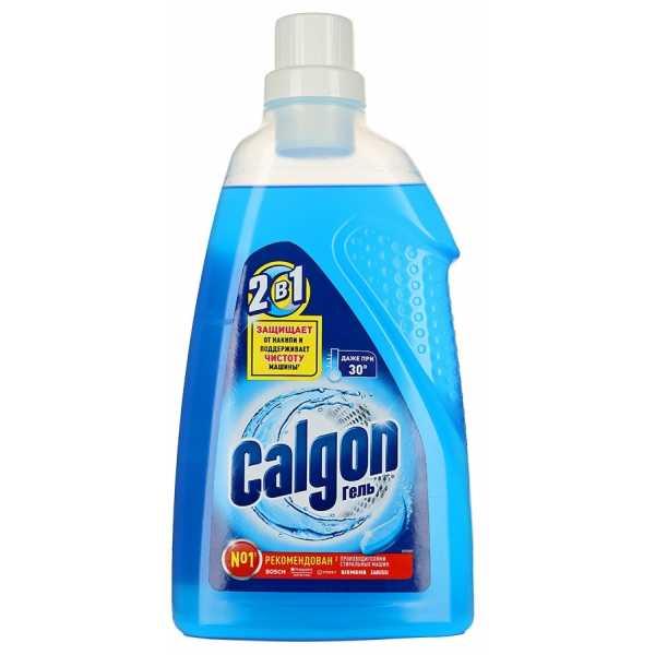 Гель Calgon 2в1 для смягчения воды и предотвращения образования накипи, 750 мл