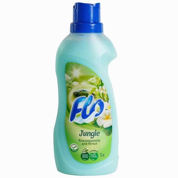 Кондиционер для белья FLO JUNGLE, 1 л