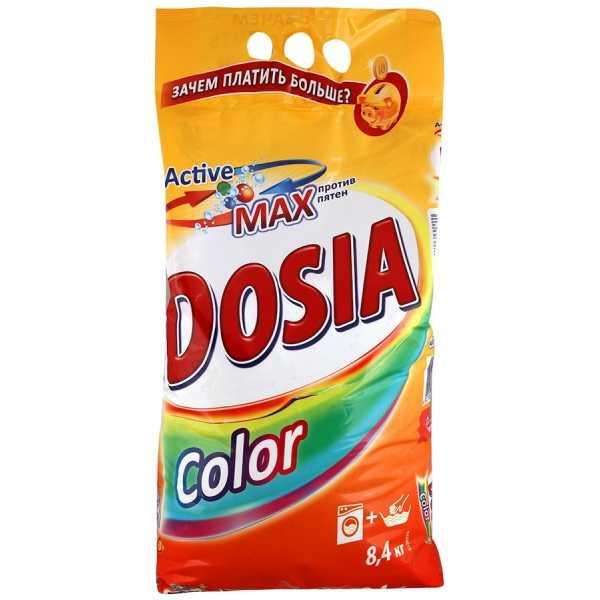 Стиральный порошок Dosia Color актив, 8,4 кг