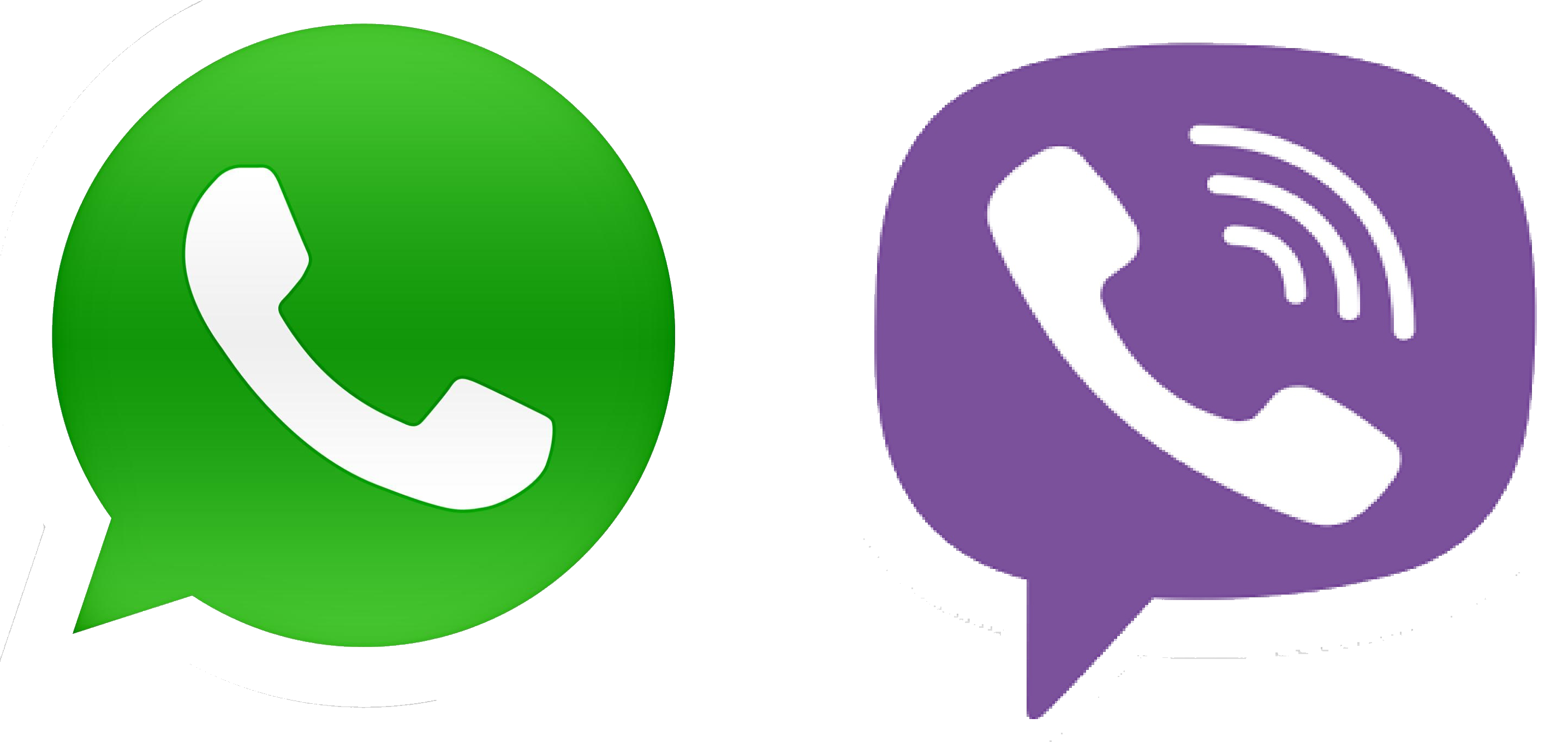 Мы в Viber и Whatsapp